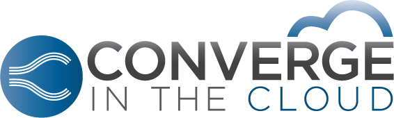 Logo for CONVERGE in the cloud software by Convergent Science
