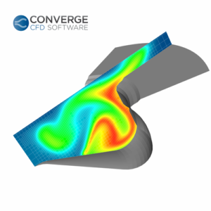 CONVERGE-CFD-Combustion-Simulation-ECFM3Z